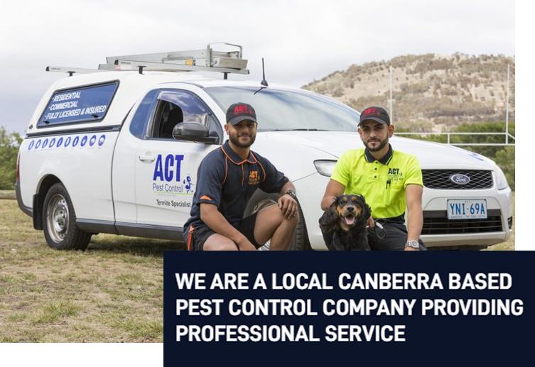 ACT Pest Control Team